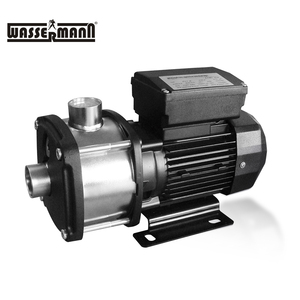 0.25kw 0.75kw domestic industry use Horizontal Stainless Steel multi stage pump