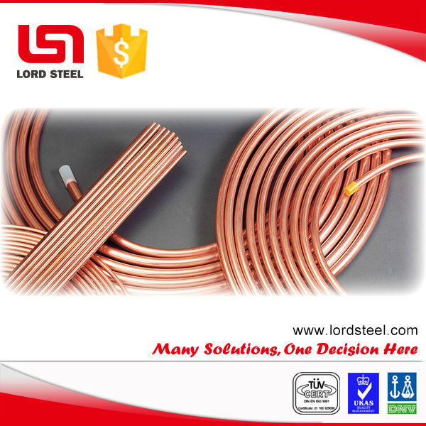 high quality copper tube 5mm tube coil for refrigeration