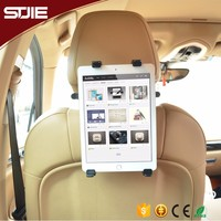 Engineering plastic car pillow mount holder for ipad / Tablet PC