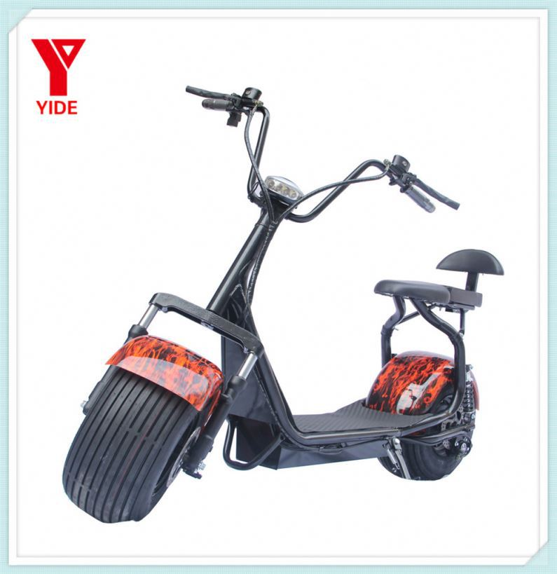Hot Sale Citycoco with Hydraulic brake disc Kids Electric Motorcycle Kids Mini Gas Motorcycles 50Cc Electric Racing Bike