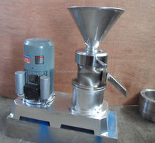 electric industrial cocoa nut butter grinder/peanut butter making machine
