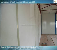 concrete foam sandwich panel prefabricated house--Healthy living in a home built with natural materials