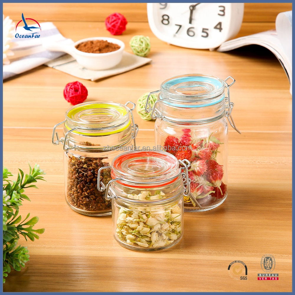 Cheap Small Glass Jam Jar / Candy Jars / Small Round Glass Jars