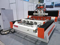 china supplier high speed 1325 4 axis router cnc wood machinery