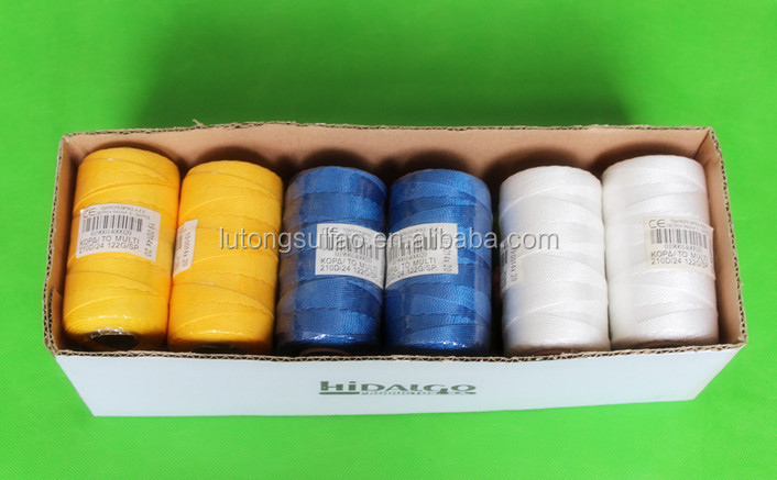 Colorful PP Multifilament Twine