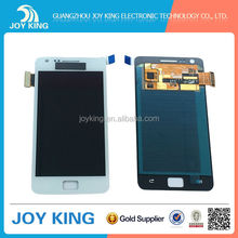 China factory spare parts for samsung galaxy s2 i9100 lcd screen assembly, replacement lcd screen for samsung galaxy s2 lcd