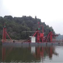 2017 Hot Sale China HBC400 Chain bucket dredger for sale