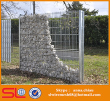 Low Cost Gabion Basket Gabion Retaining Wall for sale