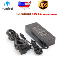 Free shipping US Stock 42V 2A self balancing scooter adapter Charger for hoverboard