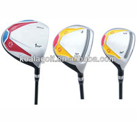 OEM Cheap Golf Driver Club Head With shaft and grip