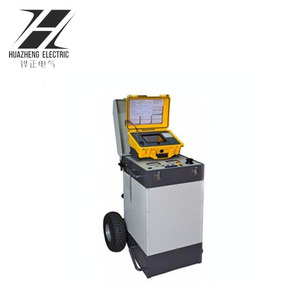 high accuracy TDR Cable Fault Tester multi-pulse methods underground fault finder equipment