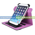 vigo xpand series universal rotation 8 inch tablet case with card slots and hand strap