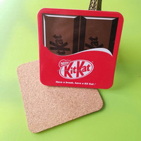 Custom coffee promotional gifts cardboard cork coaster