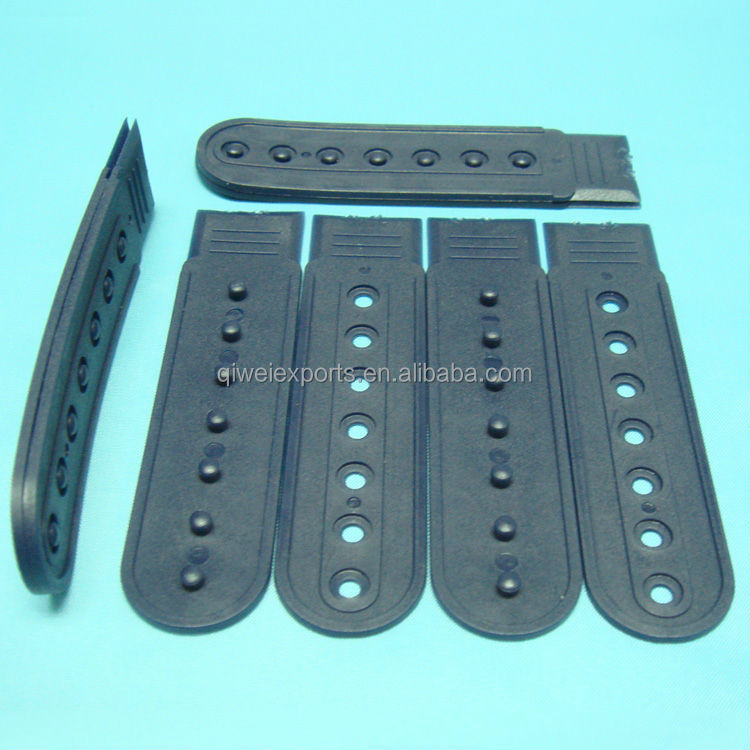 Plastic Buckles loops /Seven-hole Hat Buckle/side release buckles