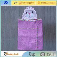 New Pretty Animal Modeling Cloak Best Hooded Personalized Bath Towels For Baby