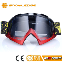 Cool stylish motocycle goggles Outdoor Sports motocross goggles eyewear dirt proof motocross goggles HB-157