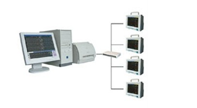Medical Equipment Central Monitoring System /Software