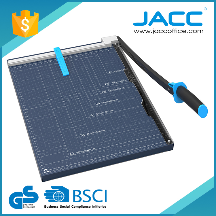 Hot New Products Guillotine Paper Cutter A0 Guillotine for A4 Size Paper