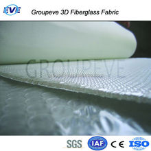 Fiberglass E-Glass Knitted Fabric Glass Fiber For Snow Board