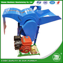 WANMA2841 Full Automatic Mini Thresher For Wheat