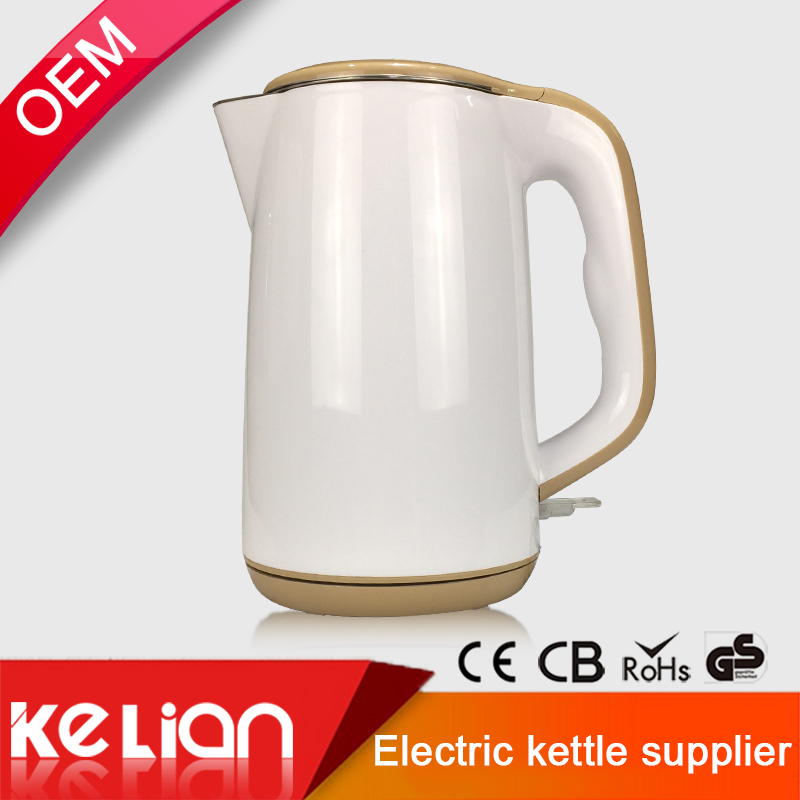 OEM wholesale kettles 2.2 L Home Kitchen Appliance Large Capacity litre stainless steel electric kettle