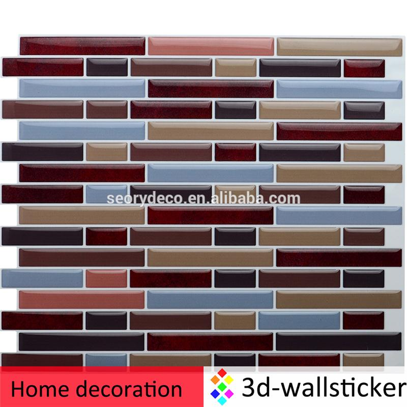 Best quality stick and go epoxy resin school office soft board decoration for living room