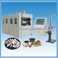 Automatic plastic cup thermoforming machine / Best Machine For Making Disposable Cup