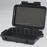 Waterproof IP68 ABS Plastic mini safe box tool box tool case made in china