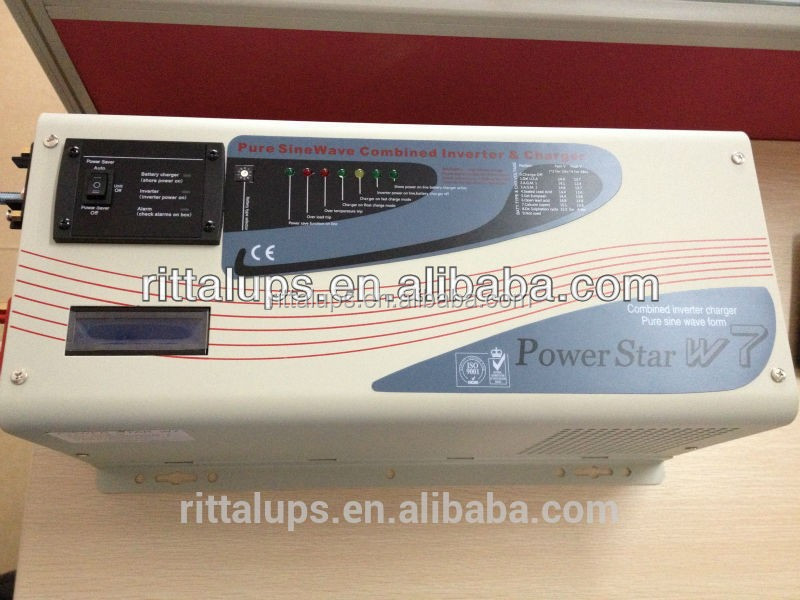 1000W24V low frequency solar power inverter