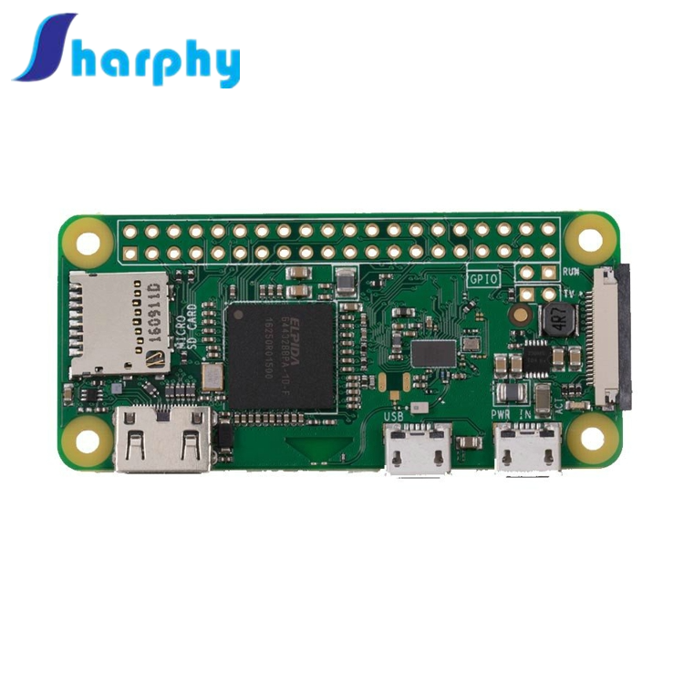 2018 Raspberry Pi Zero <strong>W</strong> Board 1GHz CPU 512MB RAM with Built-in WIFI & Bluetooth RPI 0 <strong>W</strong> Wireless latest edition