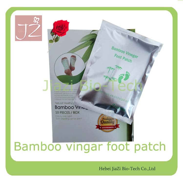 Factory supply japan wood vinegar foot detox patch for good sleep