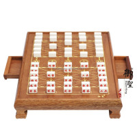 Deluce Army Game with Wooden Table Board