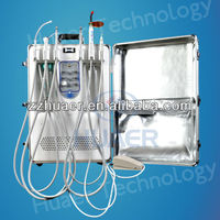 1 Year free warranty mini completely mobile dental unit