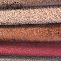 Unusual Soft Touch Stretch Herringbone Faux Suede Fabric For Furniture Dress