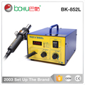 2017 New Year digital display Hot air bga repair rework station for mobile phone BK-852L