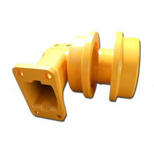 D85 bulldozer carrier roller.bulldozer spare parts. construction machinery parts