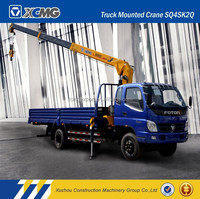 XCMG truck mounted crane chassis NXG1161D3AZALX optional type SQ4S/4Z/5S/5ZK