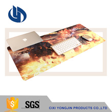Desk Acceptable Custom Rubber Gaming Accessory Mouse Pad