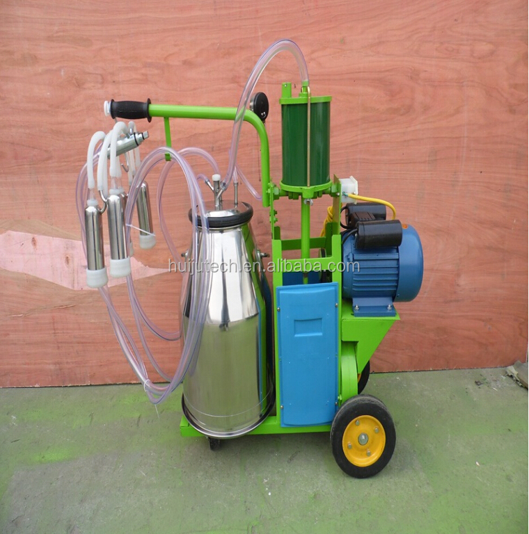 milking machine men/best selling vacuum portable single cow milking machine for sale