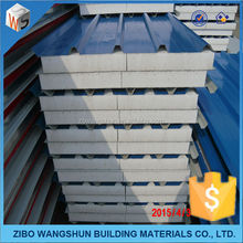 2015 Lightweight thermal insulated EPS cement foam concrete wall panels 01