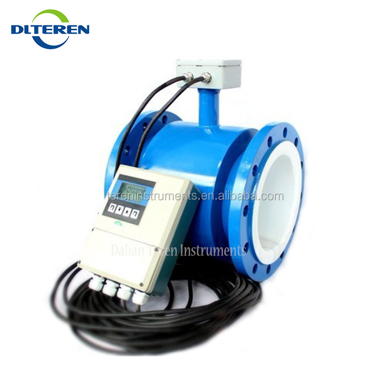 Hot Sale Electromagnetic Flow Meter factory exporter
