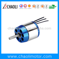 Strong vibration and high torque Universal motor CL-WS2225W for spaceflight flying aircraft