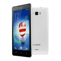 Stock Coolpad F1 8297W MTK6592 Octa Core Cell Phones 1.7GHz Android Smartphone 2G+8G ROM 5'' HD IPS 13MP Mobile WCDMA 2500mAh