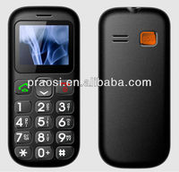 2013 new product best selling W76 big button mobile phone elder sos phone for senior