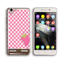Ultra thin soft plastic gel resin customized phone case for lenovo vibe p1