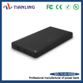 cell phone usb portable charger power bank black