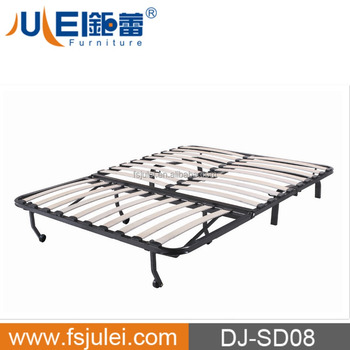 new design slatted steel folding sofa bed mechanism DJ-SD08