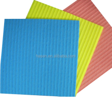 Kitchen Usage and Sponge Material cellulose sponge cloth