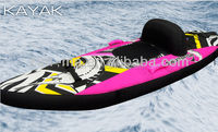 New cheap pvc plastic fabric towble inflatable boats