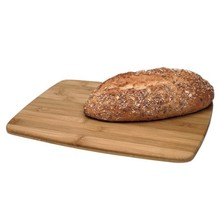bamboo cutting board breakfast board